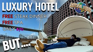 Staying Luxury Universal Studios Japan's Hotel with Really Cheap Price But.. #292