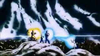 Goku Vs Turles- Bon Jovi- You Give Love A Bad Name