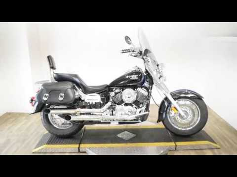 2007 Yamaha VSTAR 650 CLASSIC in Wauconda, Illinois - Video 1