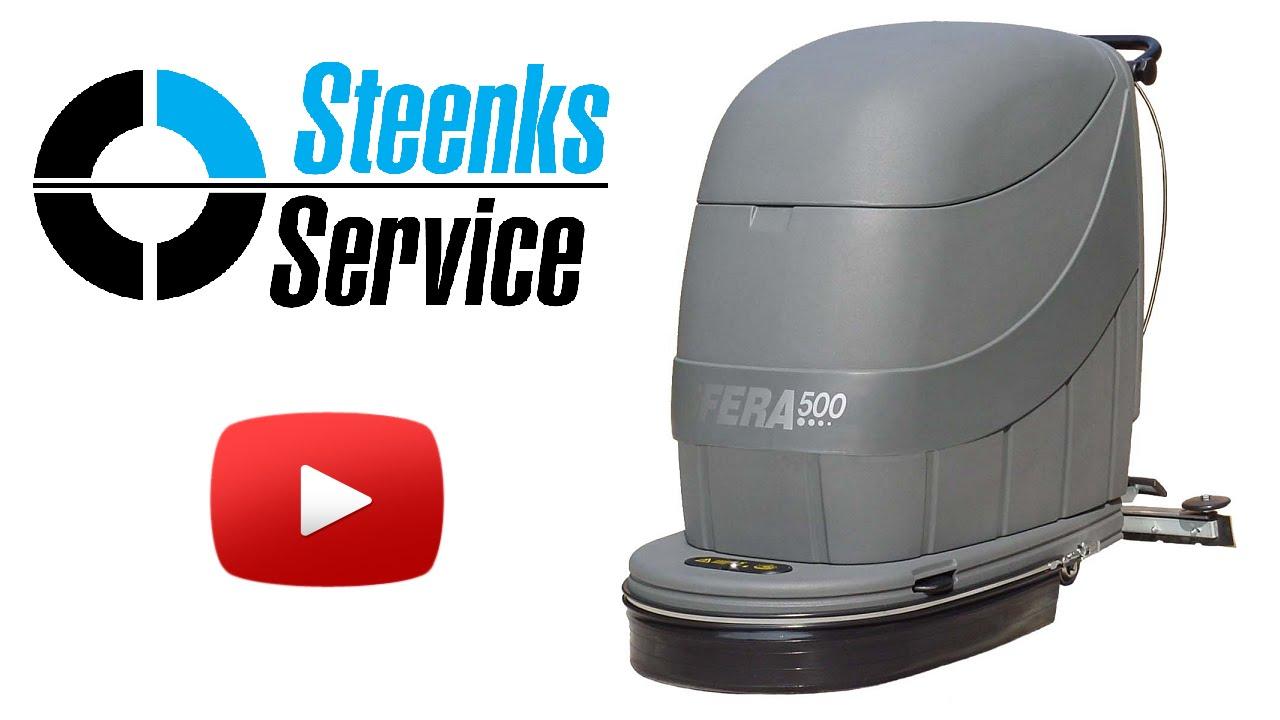 YouTube video | Schrobmachine Stefix 500 BIG