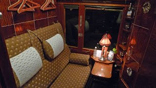 Venice Simplon Orient Express:  Video guide