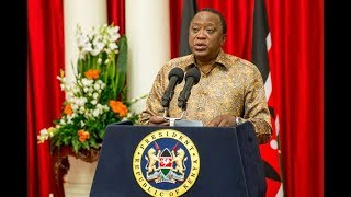 Uhuru: I won't sign bill for MPs' higher salaries - VIDEO
