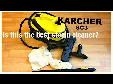 k rcher sc3 easyfix steam cleaner kitchen. Black Bedroom Furniture Sets. Home Design Ideas
