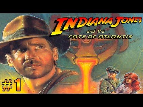 /CZ\ Indiana Jones and the Fate of Atlantis Part 1 - Zlatý kaktus