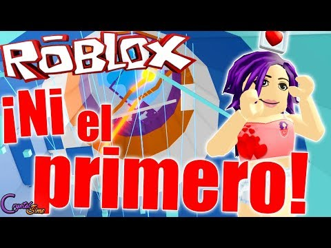 ¡ESTO ES IMPOSIBLE! NO PASO DEL PRIMER NIVEL | TOWER OF HELL ROBLOX | CRYSTALSIMS