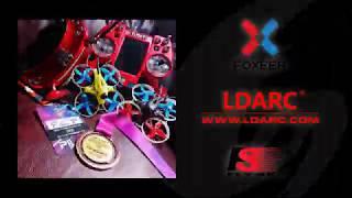 FCFFPV//DNT x CROSSFIRE MICRO FPV RACE with LDARC ET75 + FOXEER PREDATOR