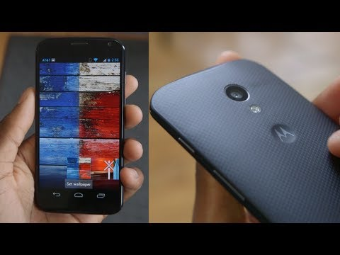 Motorola Moto X Review!