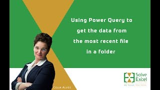 Get The Data From The Most Recent File In A Folder With Power Query