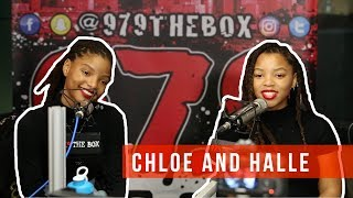 Chloe X Halle Detail Having Beyoncé As Mentor, Acting on Grownish, & More