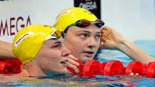 After Olympic Letdown, Cate Campbell Finds Balance