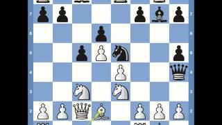 Match of the Century - Spassky vs Fischer - Game 3