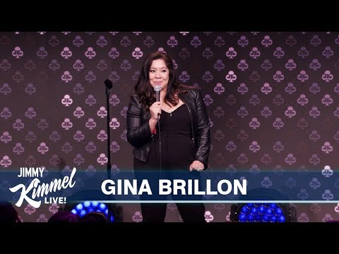 Stand Up Comedy from Gina Brillon