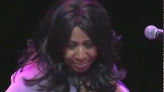"Aretha Franklin Surprises Crowd with ""A Song For You"" in 2011"