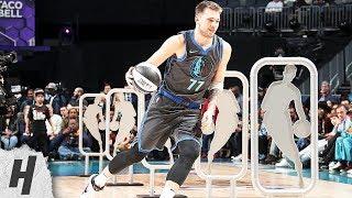 2019 NBA Skills Challenge - Full Highlights   2019 NBA All-Star Weekend