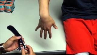 MuscleAidTape: Arthritis of the Hand
