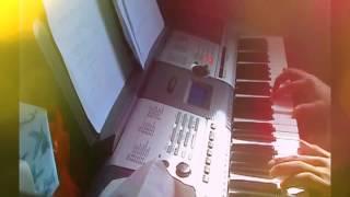 Asmani Rang ho - Piano - YouTube