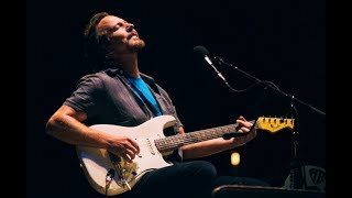 Eddie Vedder - Black (Dedicated to Chris Cornell) (Live@Firenze Rocks 24th June 2017)