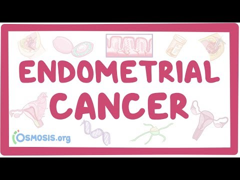 Endometrial cancer diagnostic tests
