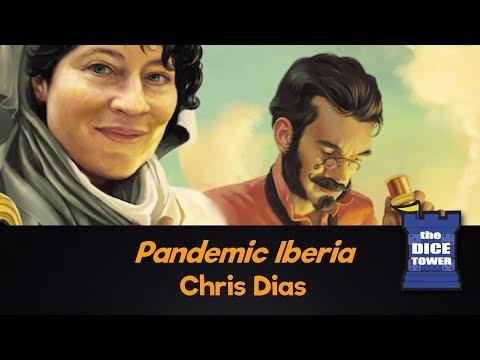 Pandemic Iberia, by Chris Dias