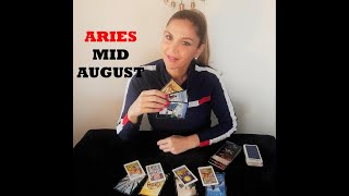ARIES MID-AUGUST: A CHOICE OF 2 LOVES IS COMING ARIES