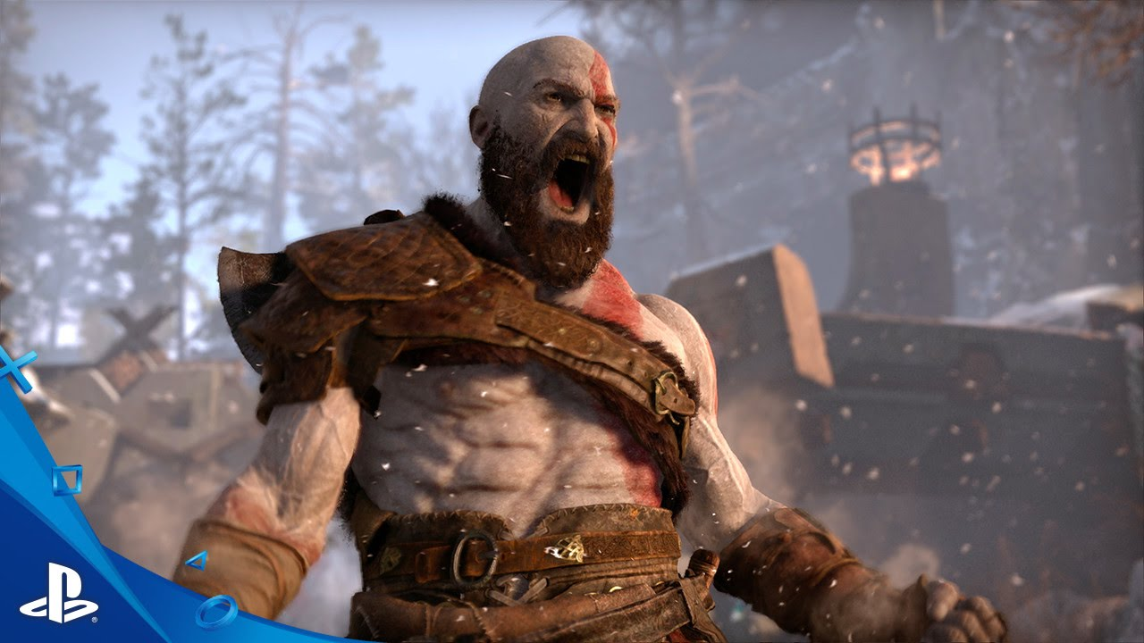 First Look: Santa Monica Studio's New God of War on PS4