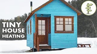 Top 5 Tiny House Heating Options for Winter Living - Off Grid & On Grid