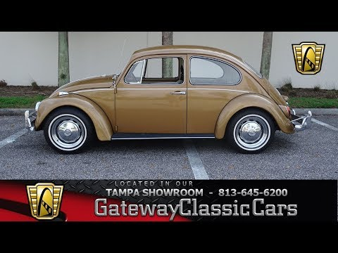 Video of '67 Beetle - MTLL
