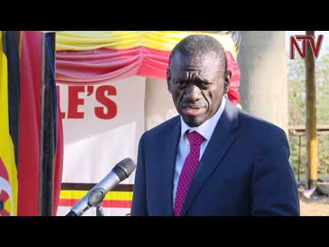 Besigye unveils the opposition