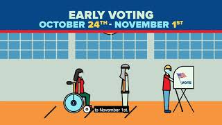 New York City | Vote Safely. Vote Early!