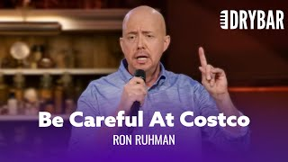 There Are No Rules At Costco. Ron Ruhman - Full Special