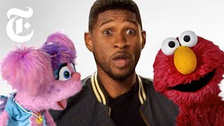 Secrets of 'Sesame Street' Songwriting (Featuring Usher) | NYT