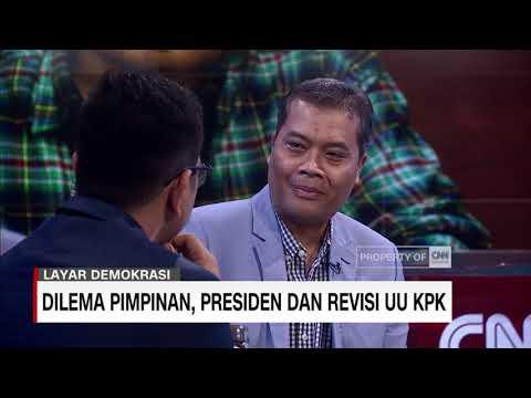 Panas! Dilema Pimpinan, Presiden, dan Revisi UU KPK #LayarDemokrasi