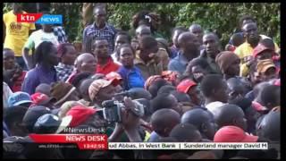 Embu Senator Lenny Kivuti condemns opposition for taking advantage of the food crisis in Kenya