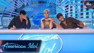 The Idol Judges Laugh Over Lionel Richie's First Class Lifestyle - American Idol 2018 on ABC