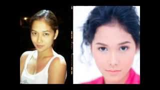 Filipina Celebrities Without Make-up