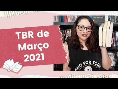 TBR (leituras coletivas) DE MARÇO 📚 | Biblioteca da Rô