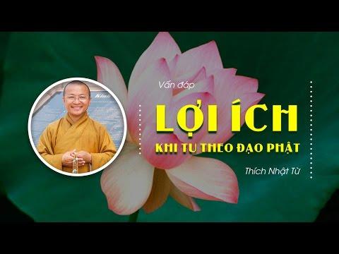 Vấn đáp: Lợi ích khi tu theo đạo Phật (05/08/2010) Thích Nhật Từ
