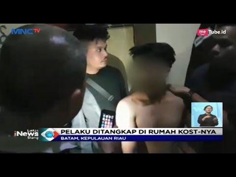 Polisi Ringkus Pelaku Pembunuhan Wanita di Batam, Kasus Bermotifkan Dendam - LIS 12/02