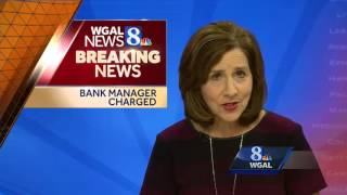 Former Fulton Bank manager accused of taking $99,000