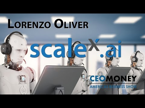 Lorenzo Oliver on how ScaleX can make your sales calls more effective with A.I.