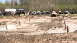 BIG BEND FAMILY CAMPGROUND MUD BOG  VIDEO 2 OF 7  5-17-2014