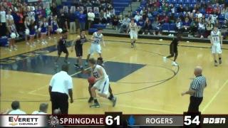 SHS Basketball   @ Rogers