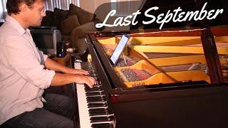 LAST SEPTEMBER   STORIES OF YOU   DAVID HICKEN