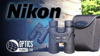 Nikon ProStaff S3 Roof Prism Binocular - Product in Action - OpticsPlanet.com