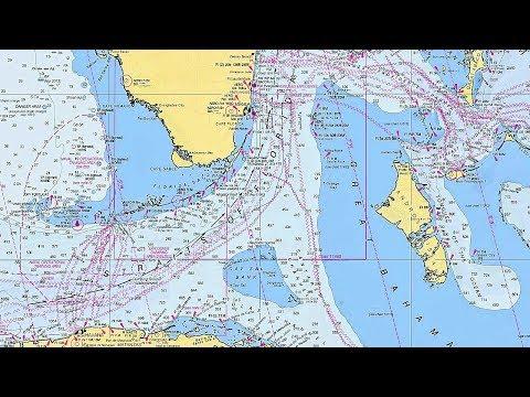 """Five Golden """"DR Rules"""" for  Sailing Navigation Safety"""