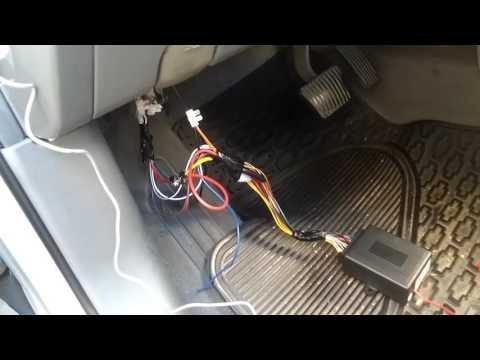 Снятия привода чери амулет