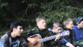 Výběr táborových písniček - Tábor 2013