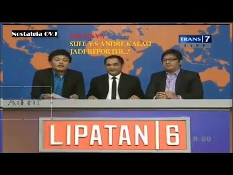 OVJ Opera Van Java Aksi Terlucu Menjadi REPORTER TRANT 7