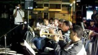 preview picture of video 'Banda municipal salcedo (MERENGUE) (asaliji.percution) andy liriano j'