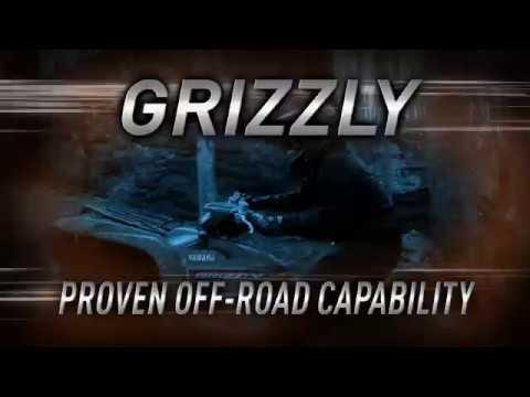 2022 Yamaha Grizzly EPS XT-R in Saint George, Utah - Video 8